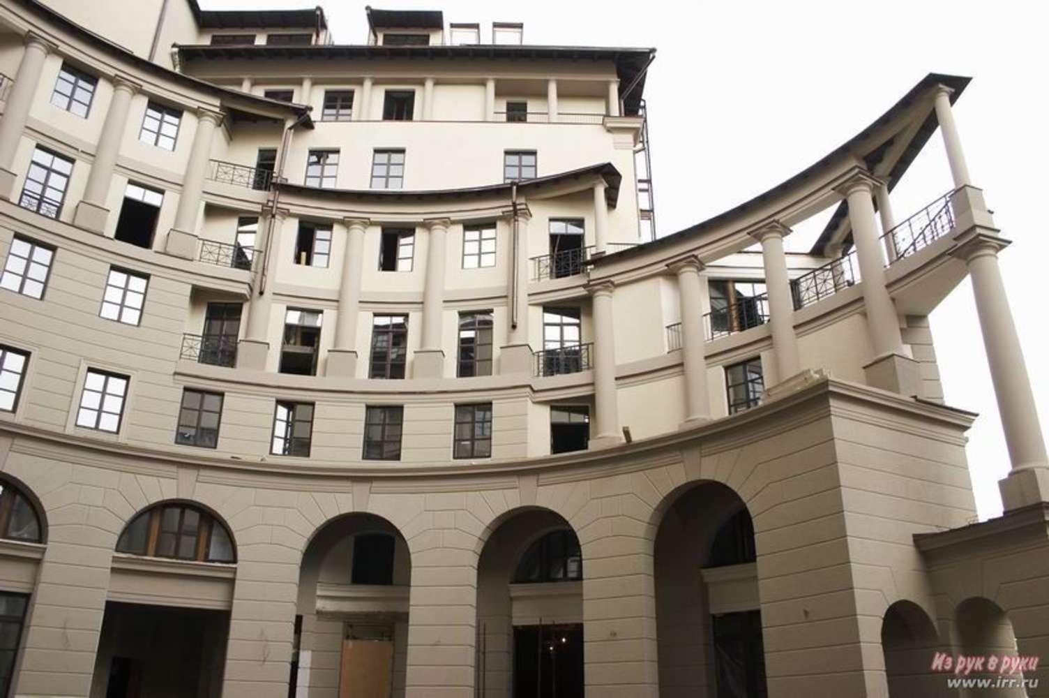 Офисная недвижимость Москва,  - Римский Дом - 3