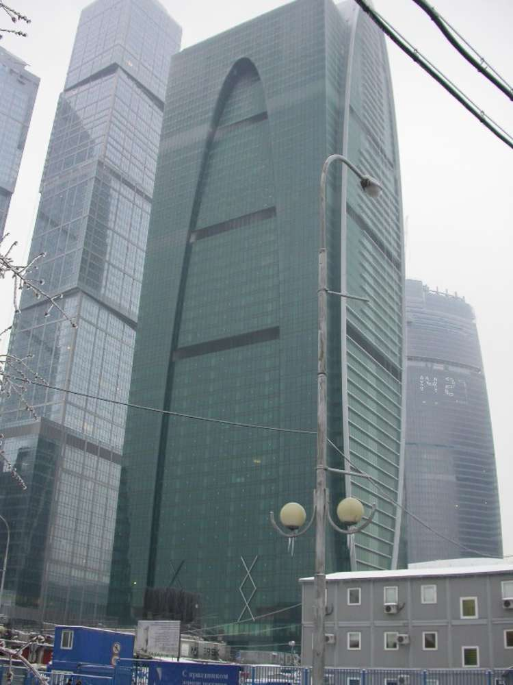 Офисная недвижимость Москва, 123317 - Империя I - 7