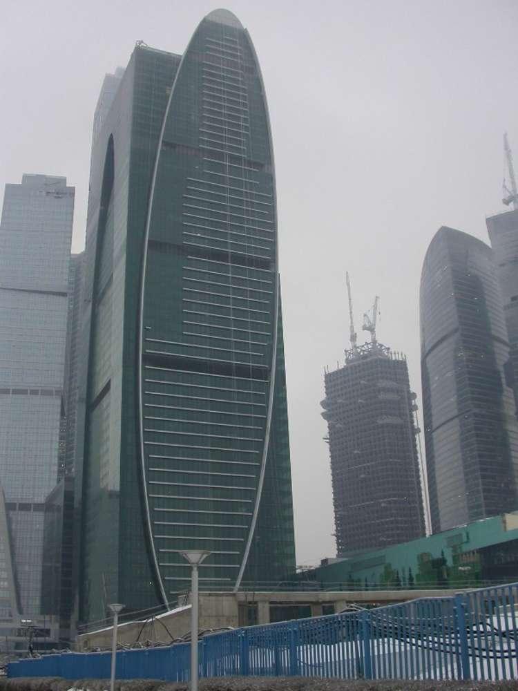 Офисная недвижимость Москва, 123317 - Империя I - 4