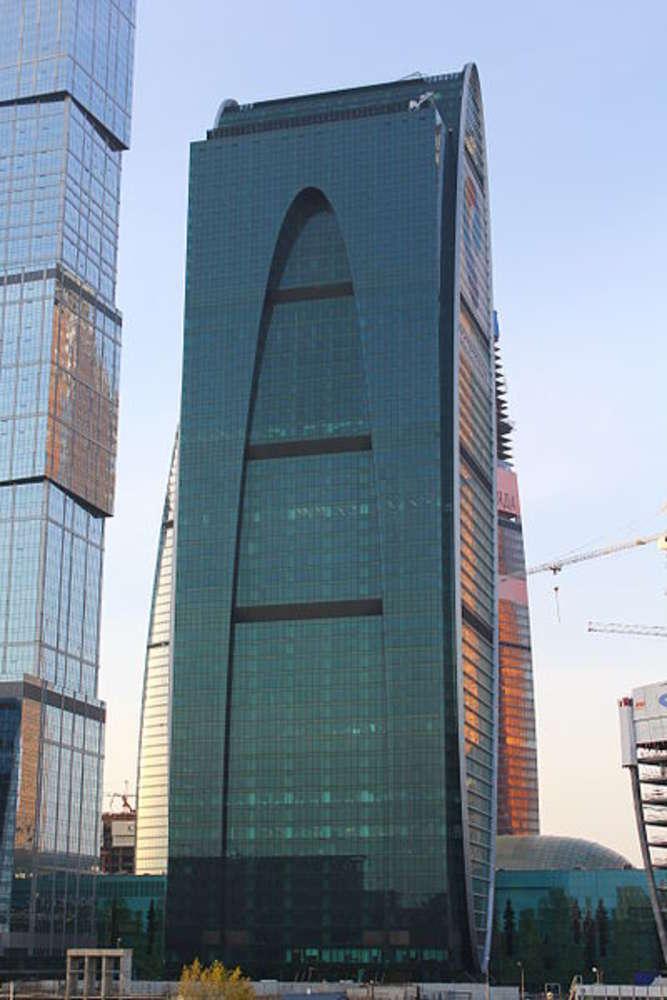 Офисная недвижимость Москва, 123317 - Империя I - 1