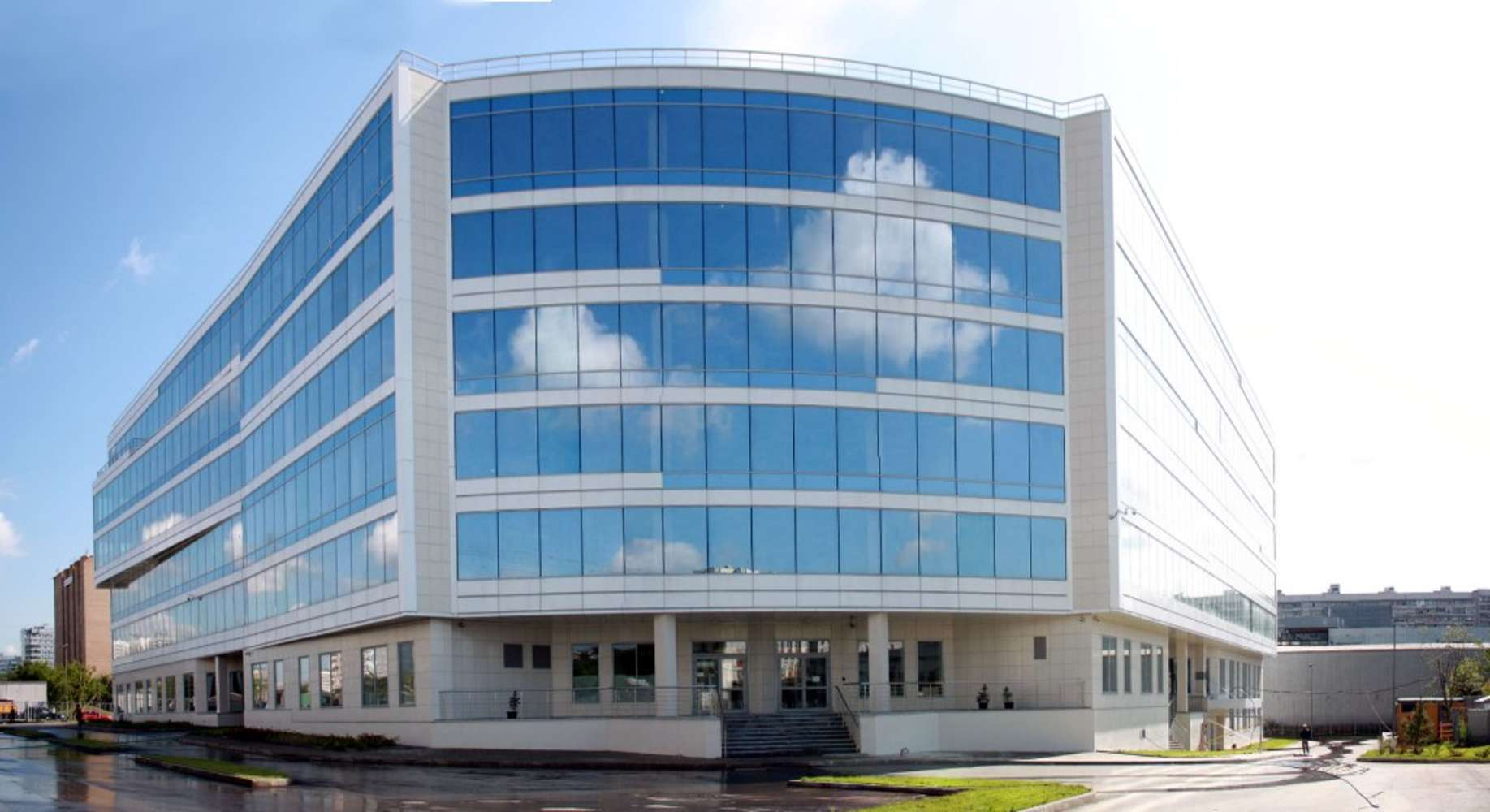 Офисная недвижимость Москва,  - Кристалл - 7
