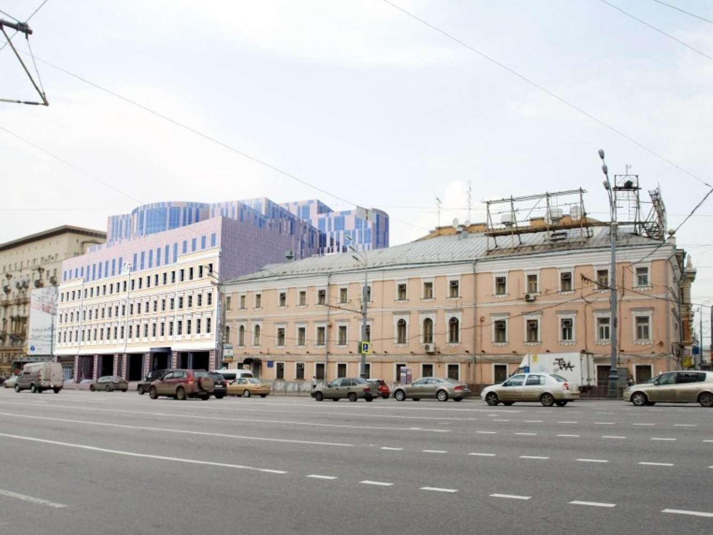 Офисная недвижимость Москва,  - Гиляровского ул. 2/4 - 1