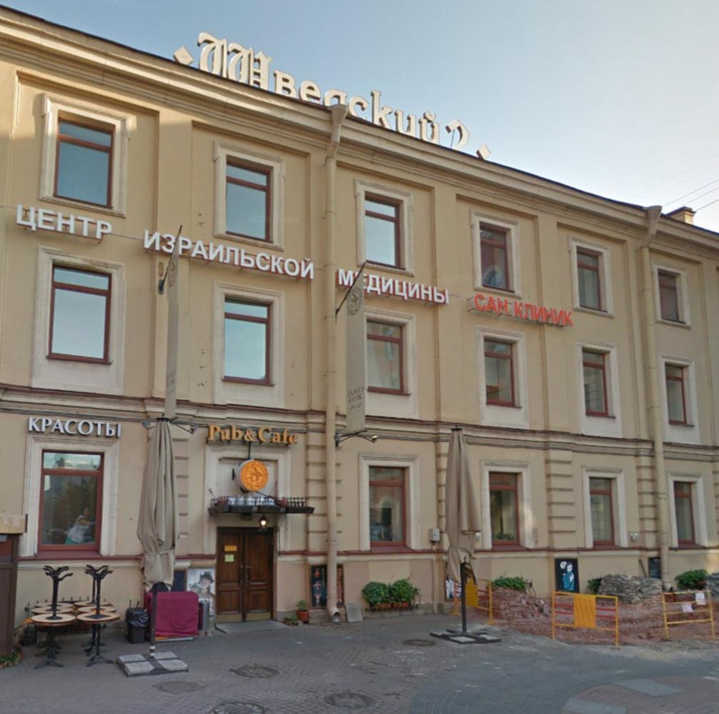 Офисная недвижимость Санкт-петербург,  - Шведский 2 - 5
