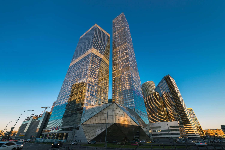 Офисная недвижимость Москва, 123317 - ОКО - 06