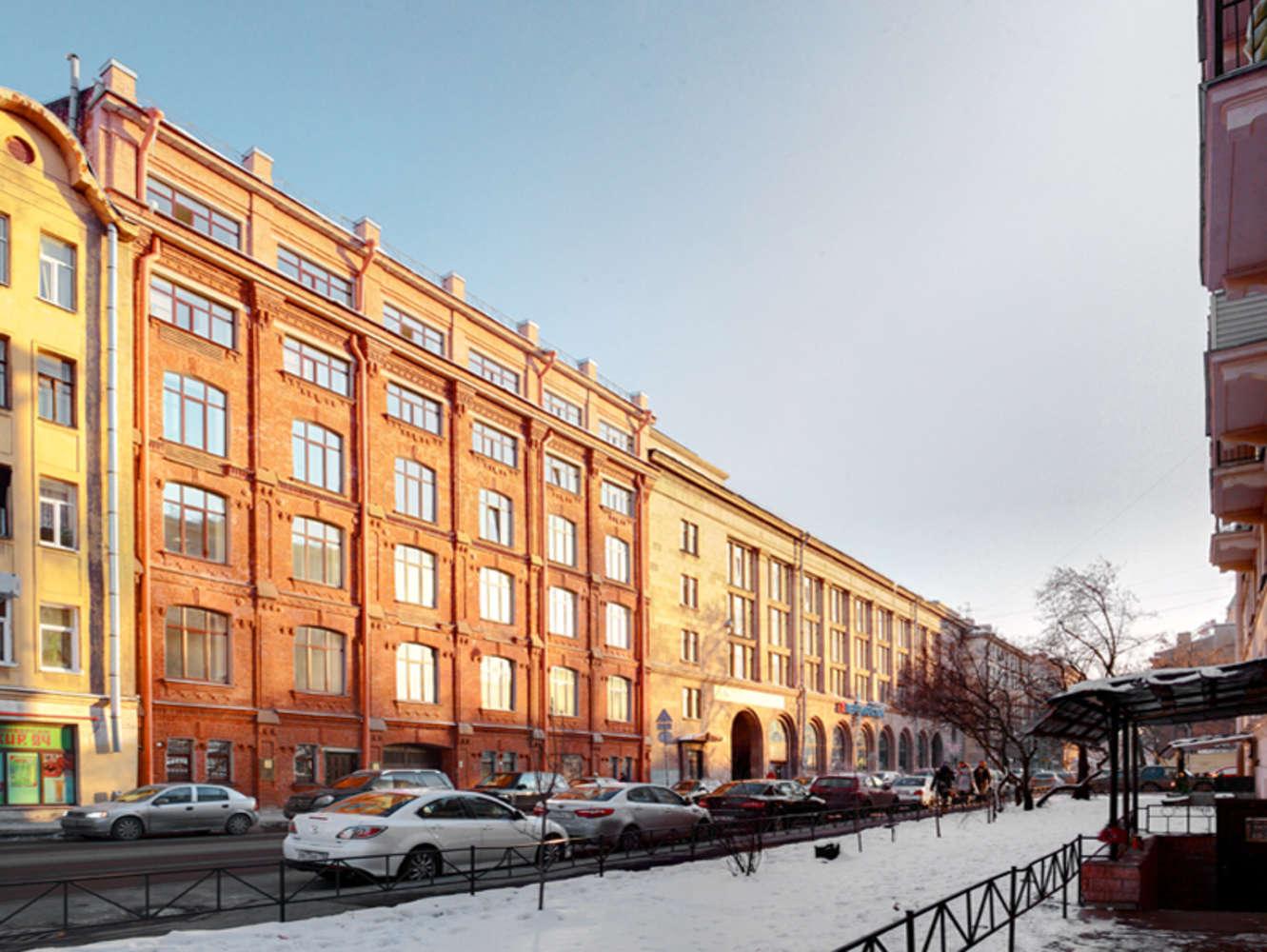 Офисная недвижимость Санкт-петербург,  - Люмьер Хаус (ex. Студия) - 9