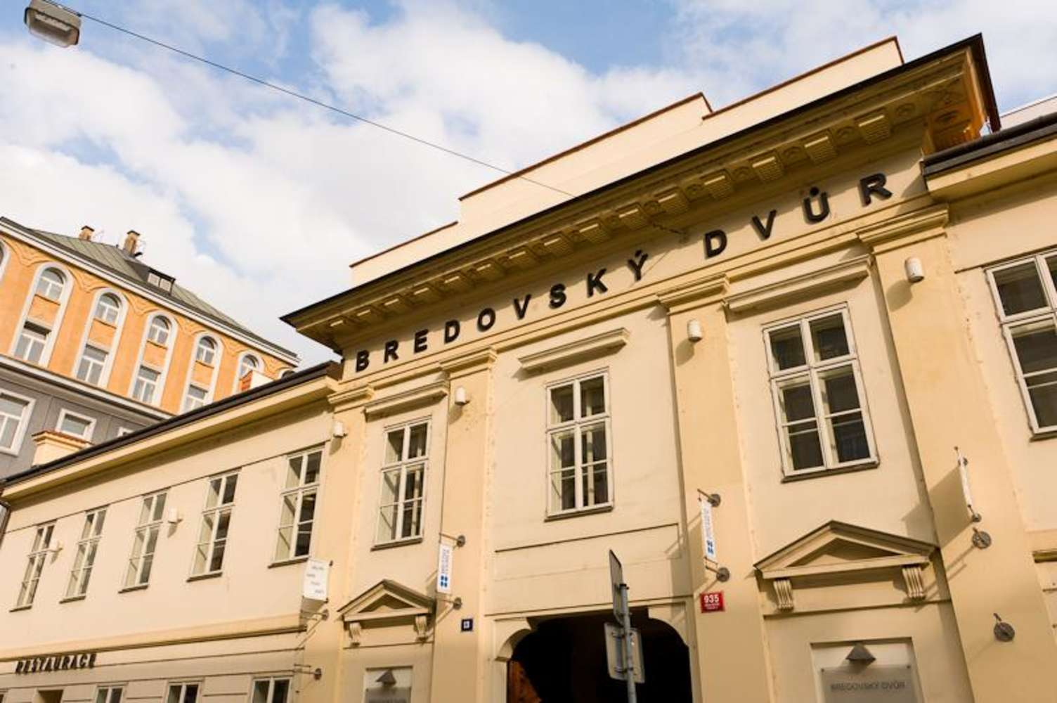 Offices Prague, 110 00 - Bredovský dvůr - 3