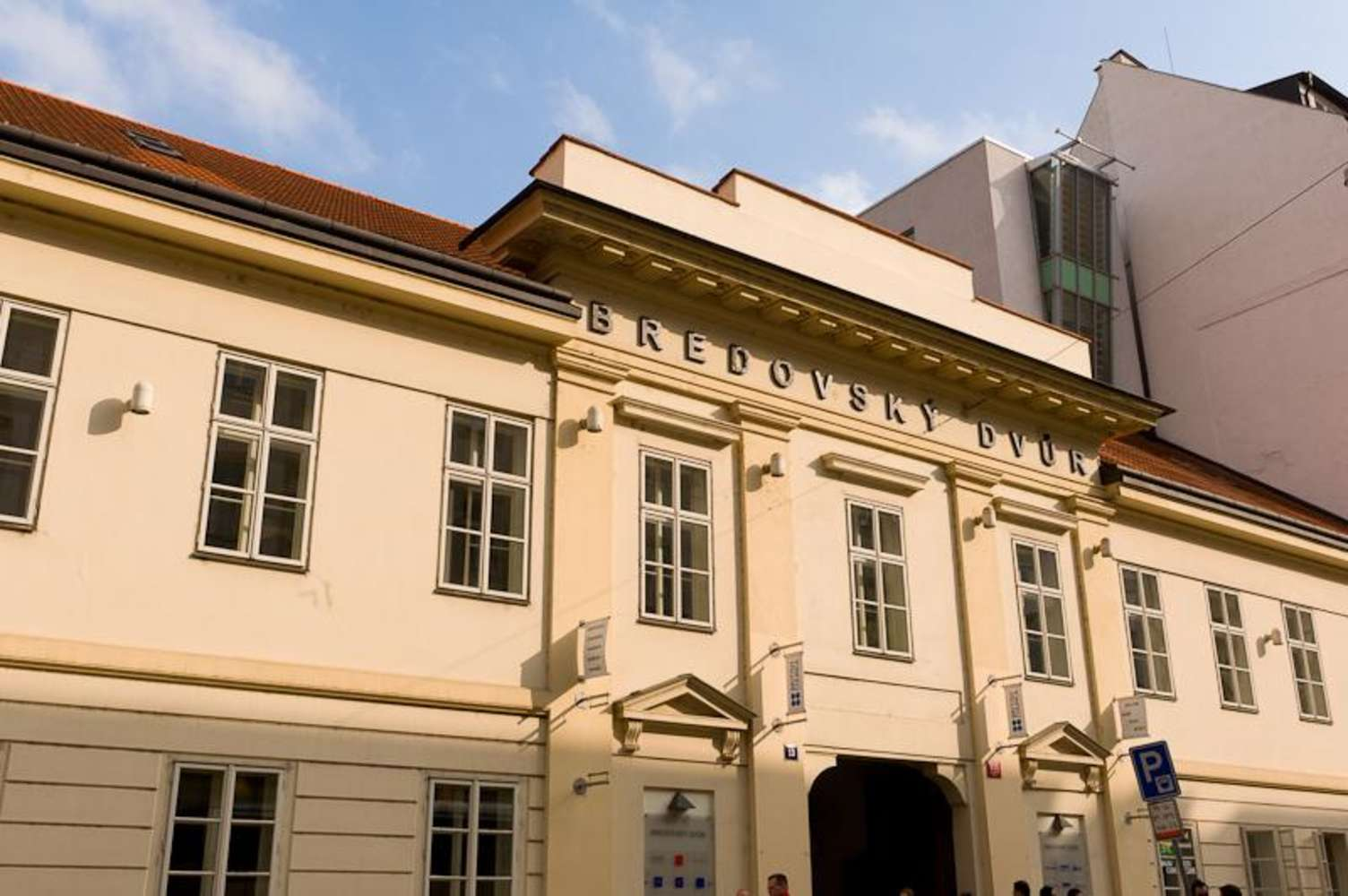 Offices Prague, 110 00 - Bredovský dvůr - 4