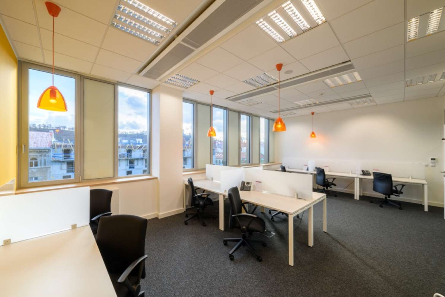 Offices Prague, 186 00 - River Garden II-III - 5