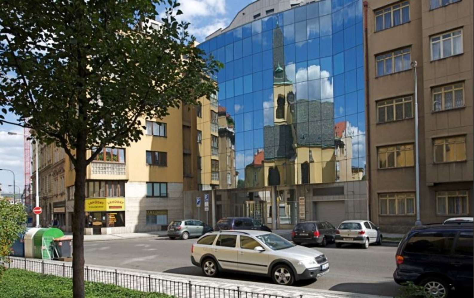 Kanceláře Praha, 110 00 - Solitaire - 8