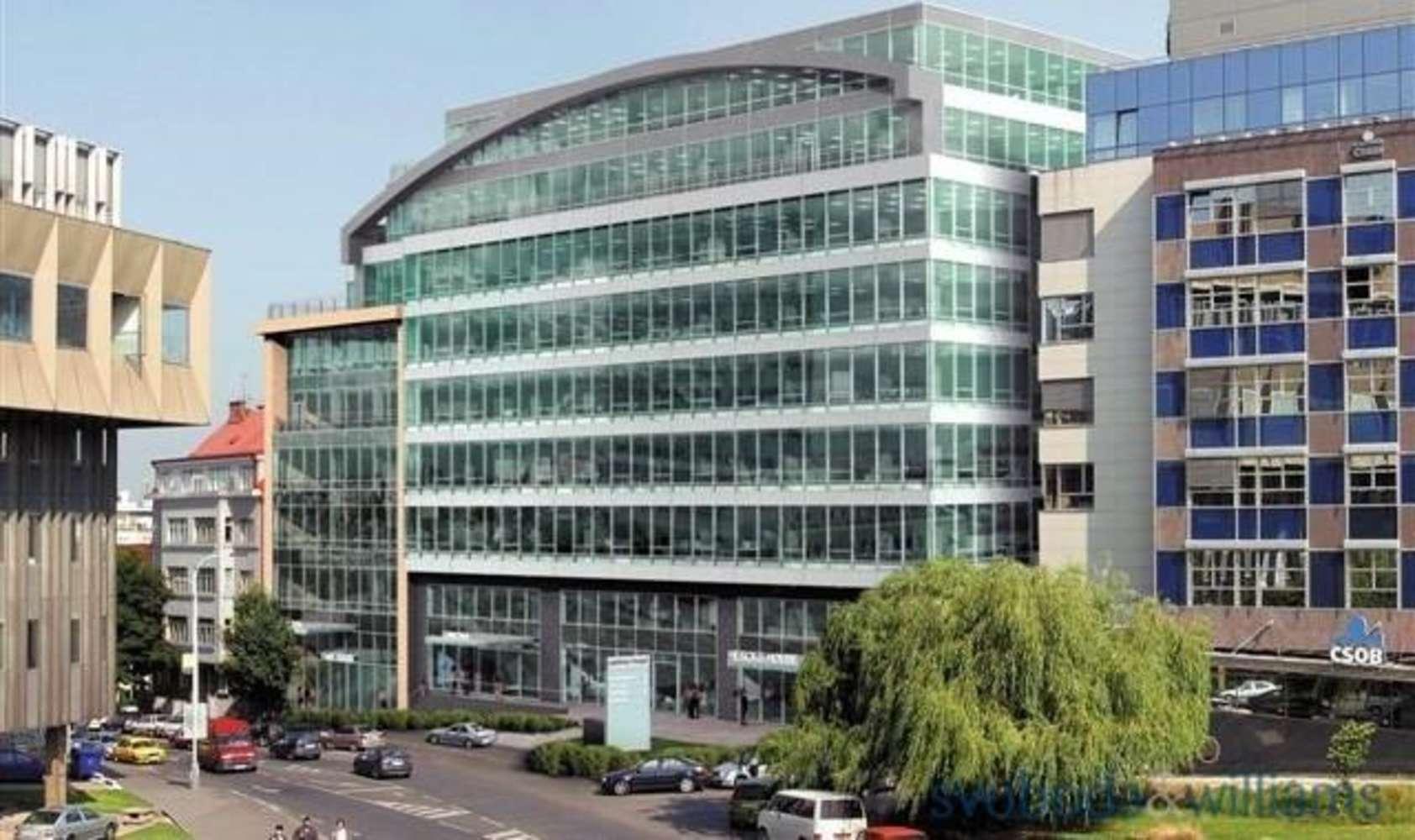 Kanceláře Praha, 140 00 - myhive Pankrác House - 6