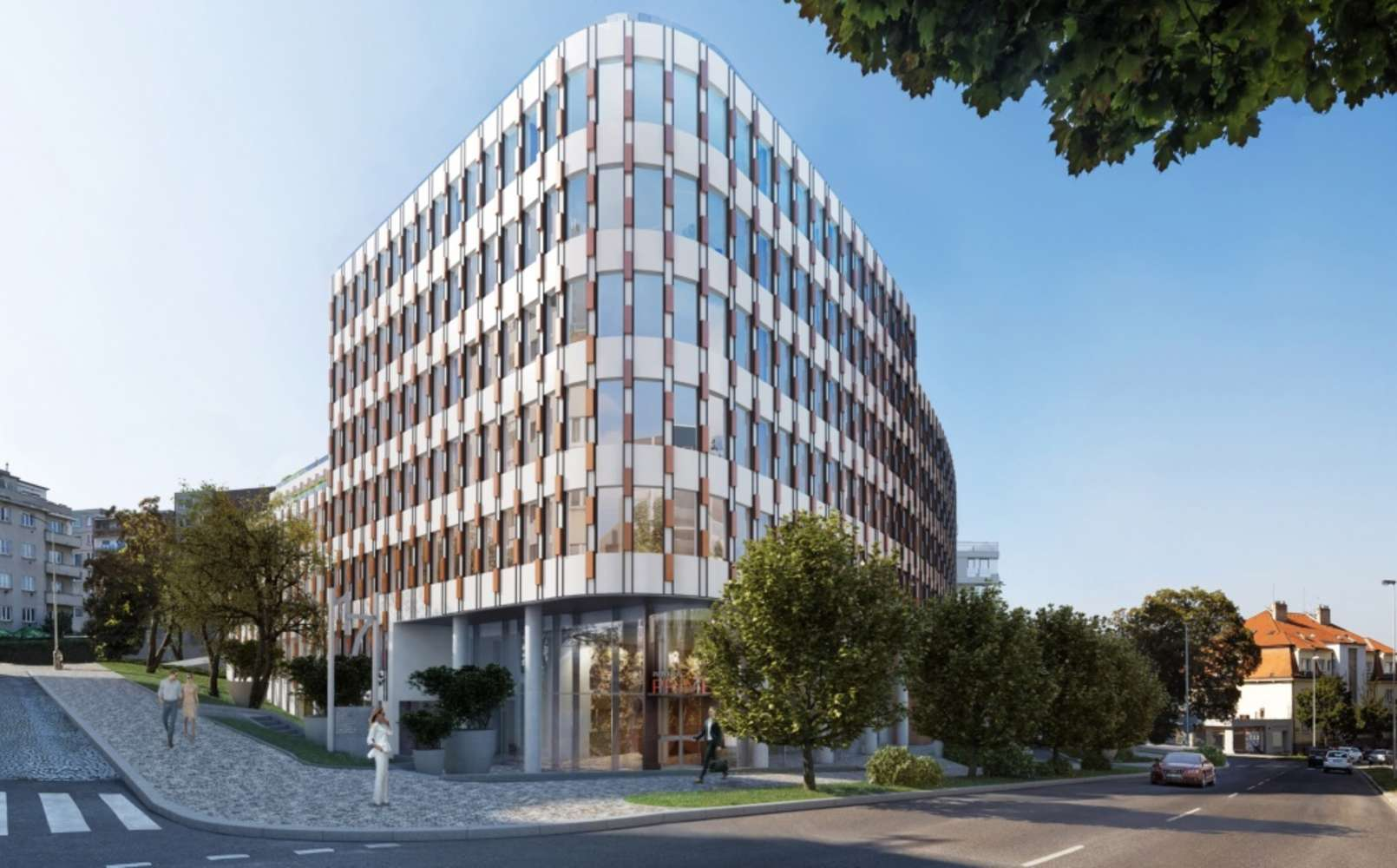 Kanceláře Praha, 140 00 - Pankrác Prime Office Building - 51