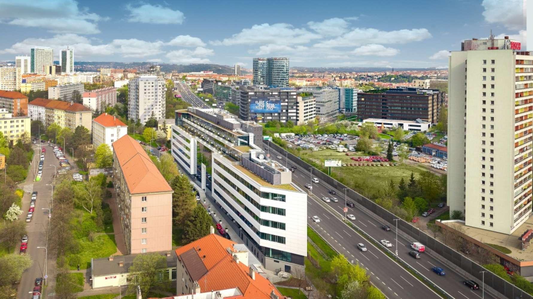 Offices Prague, 140 00 - The Greenline Kačerov - 0