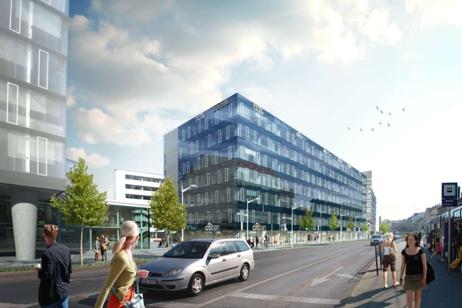 Offices Brno, 602 00 - Titanium I. - 4