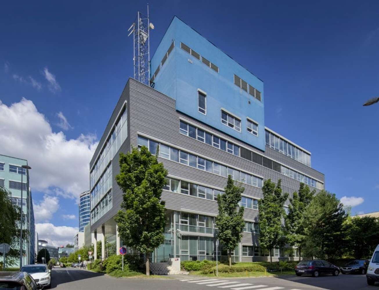 Offices Prague, 140 00 - BB Centrum - Building D - 7
