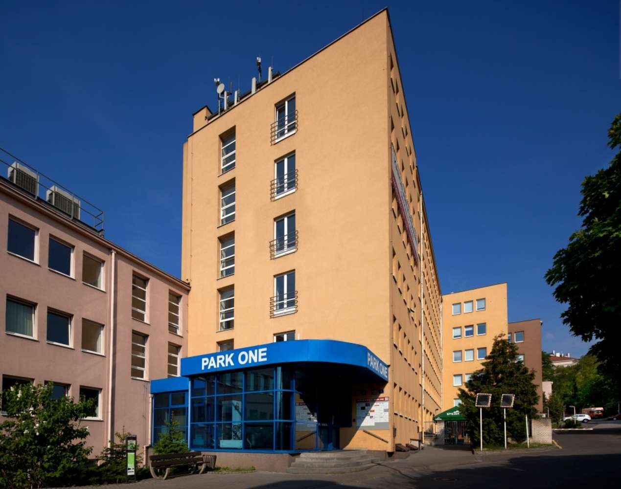 Kanceláře Praha, 120 00 - Park One - 8