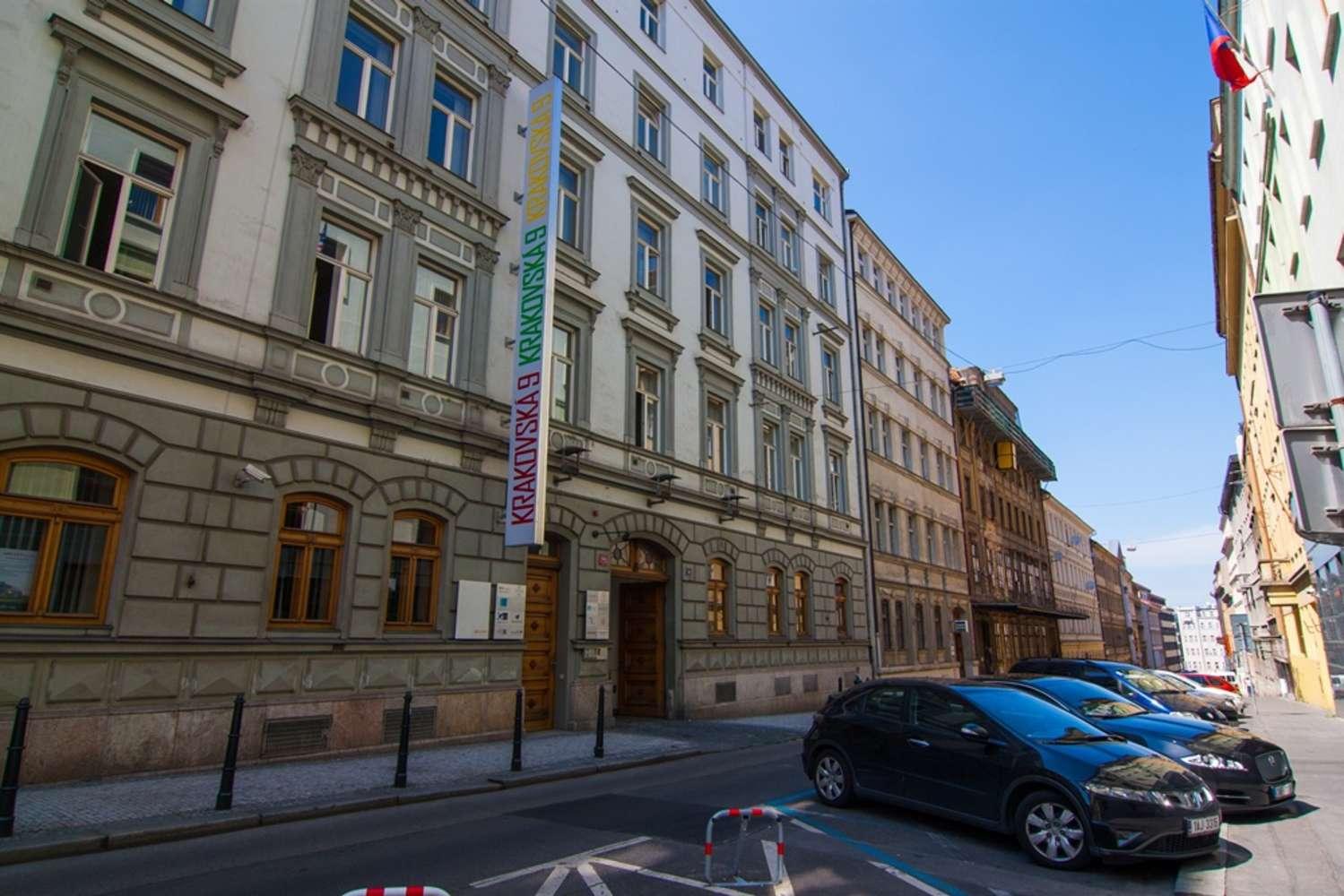 Offices Prague, 110 00 - Krakovská 9 - 13