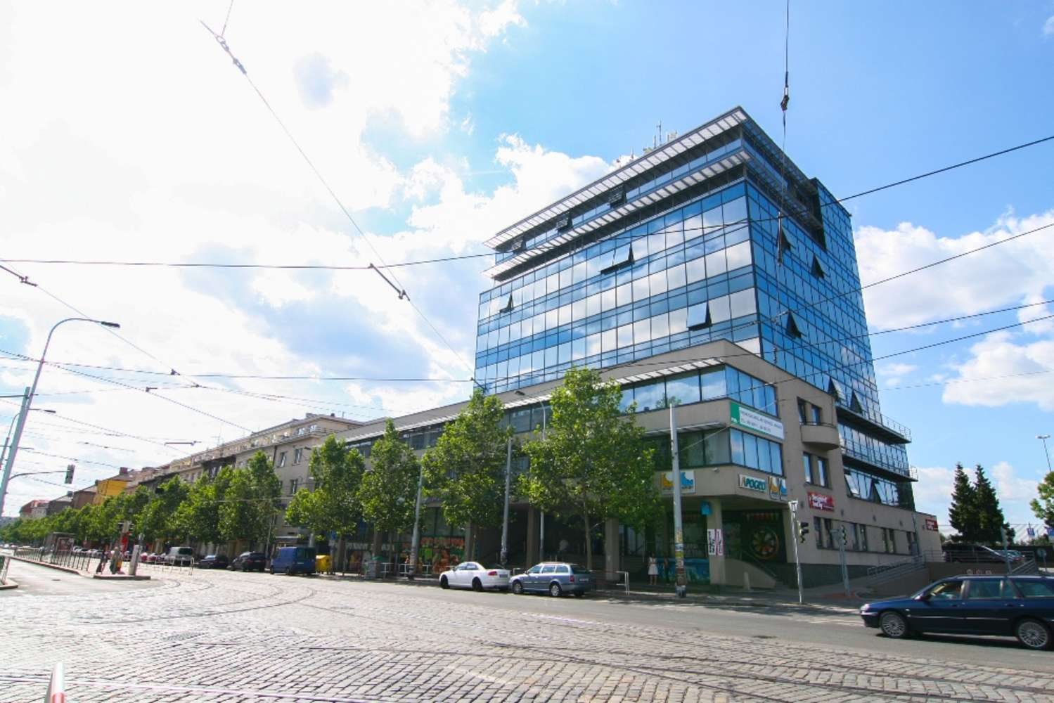Offices Prague, 130 00 - Koněvova - 77