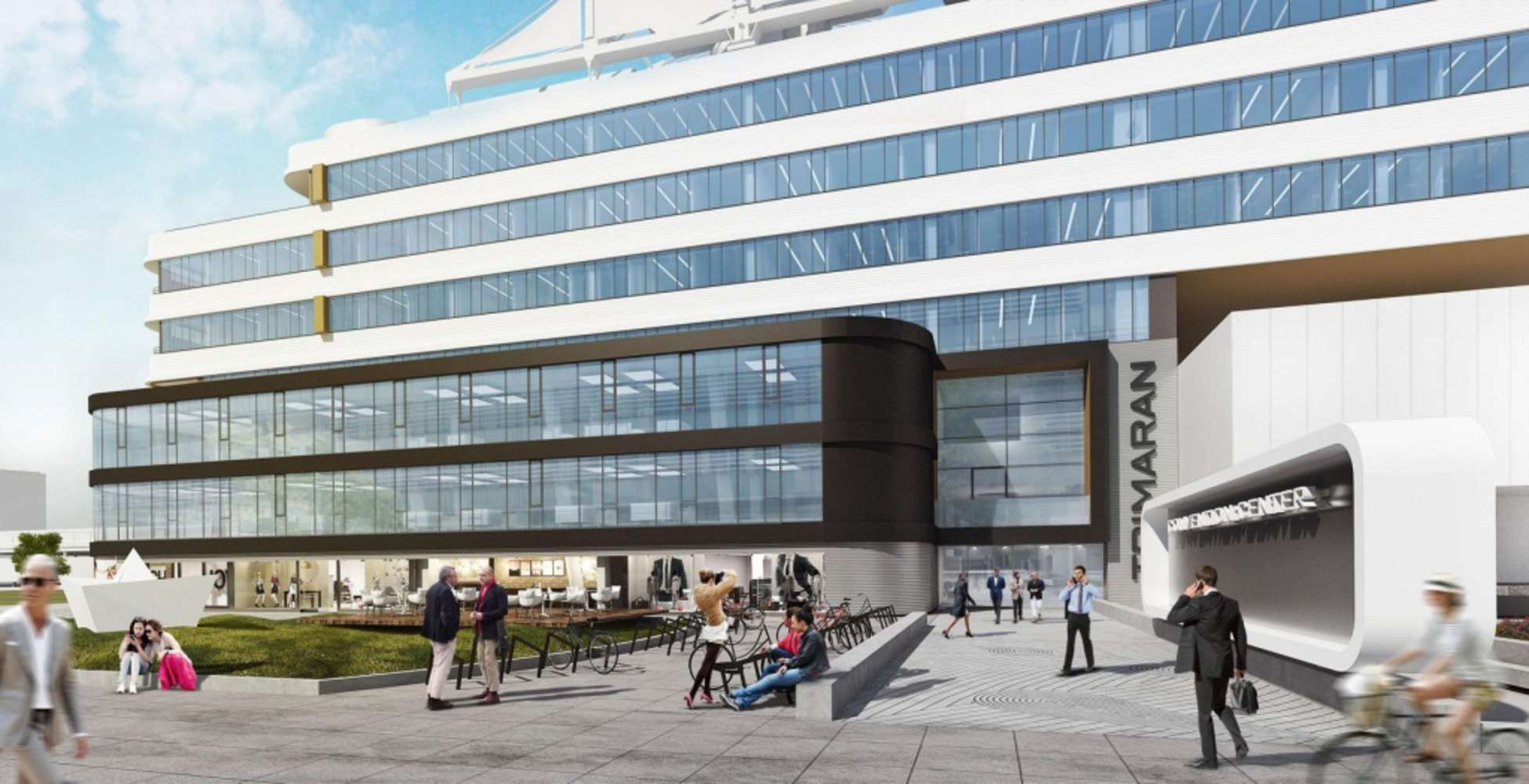 Offices Prague, 140 00 - Trimaran - 49