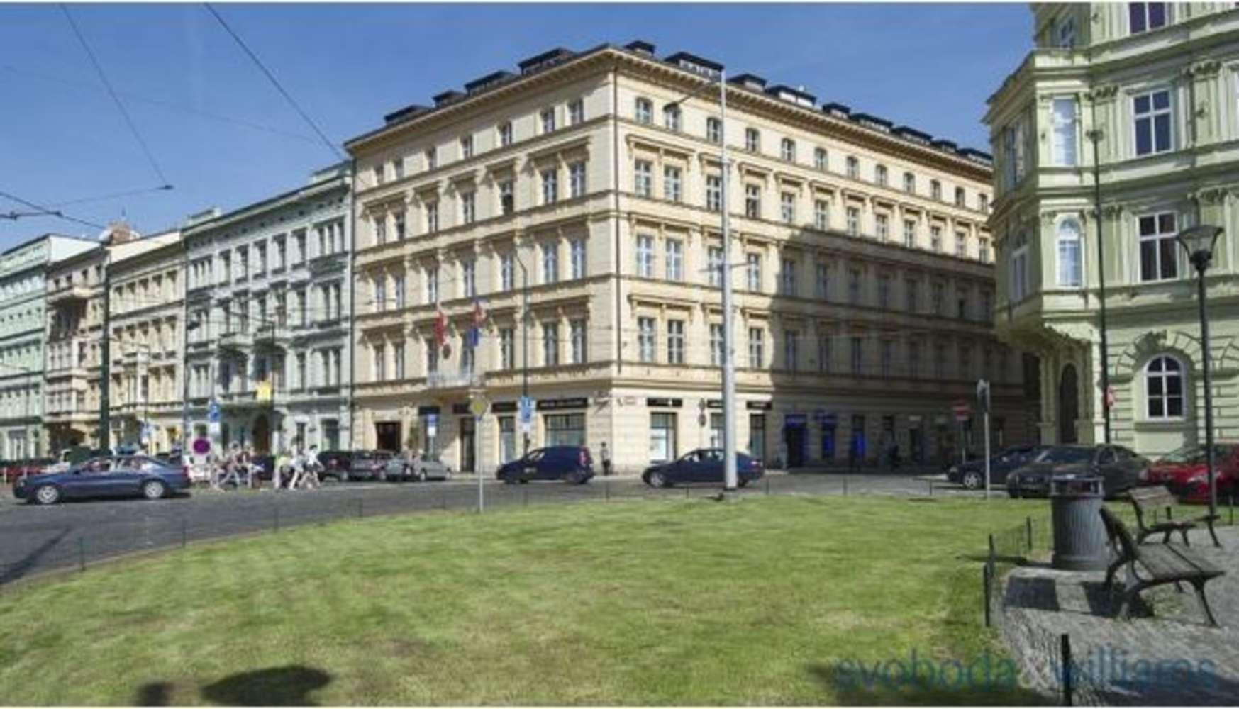 Kanceláře Praha, 110 00 - Kronberg building - Senovážné náměstí - 3