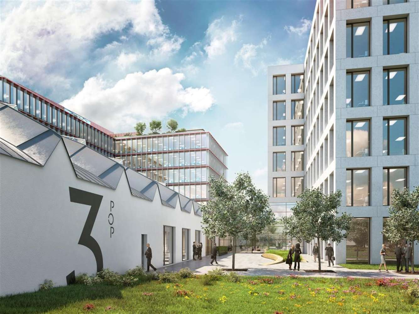 Offices Prague, 180 00 - myhive Palmovka - 9