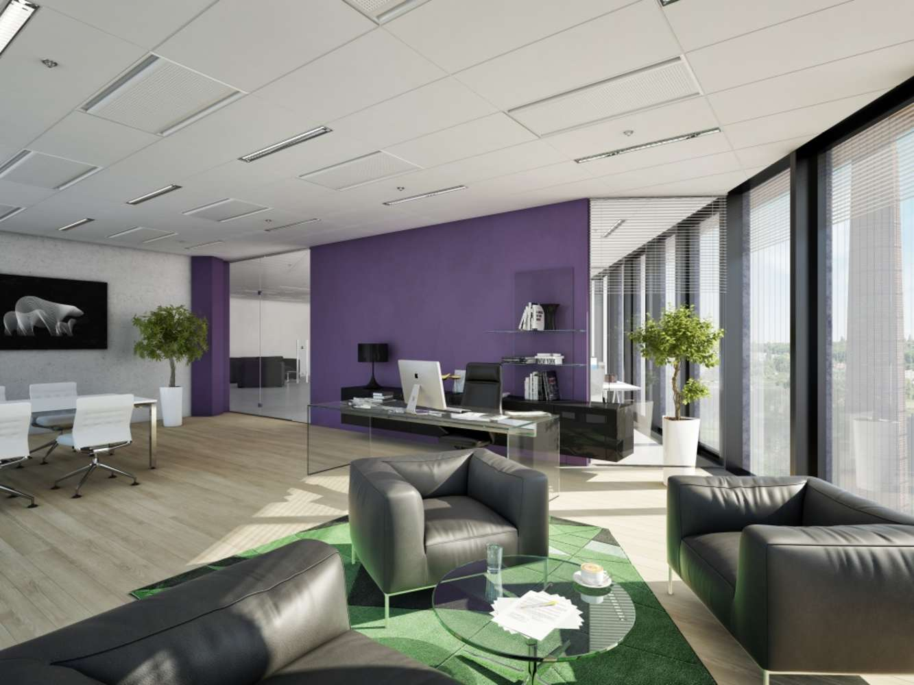 Offices Prague, 180 00 - myhive Palmovka - 3