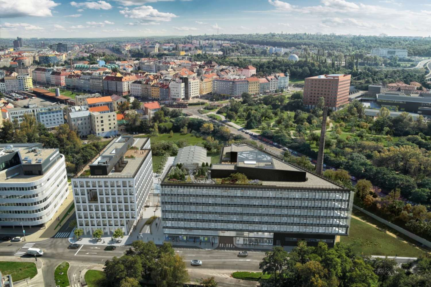 Offices Prague, 180 00 - myhive Palmovka - 7