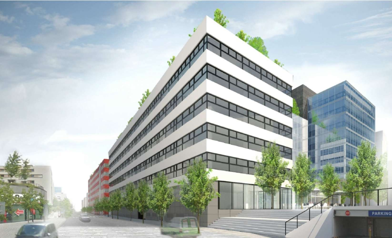 Kanceláře Praha, 140 00 - BB Centrum - Building B - 2