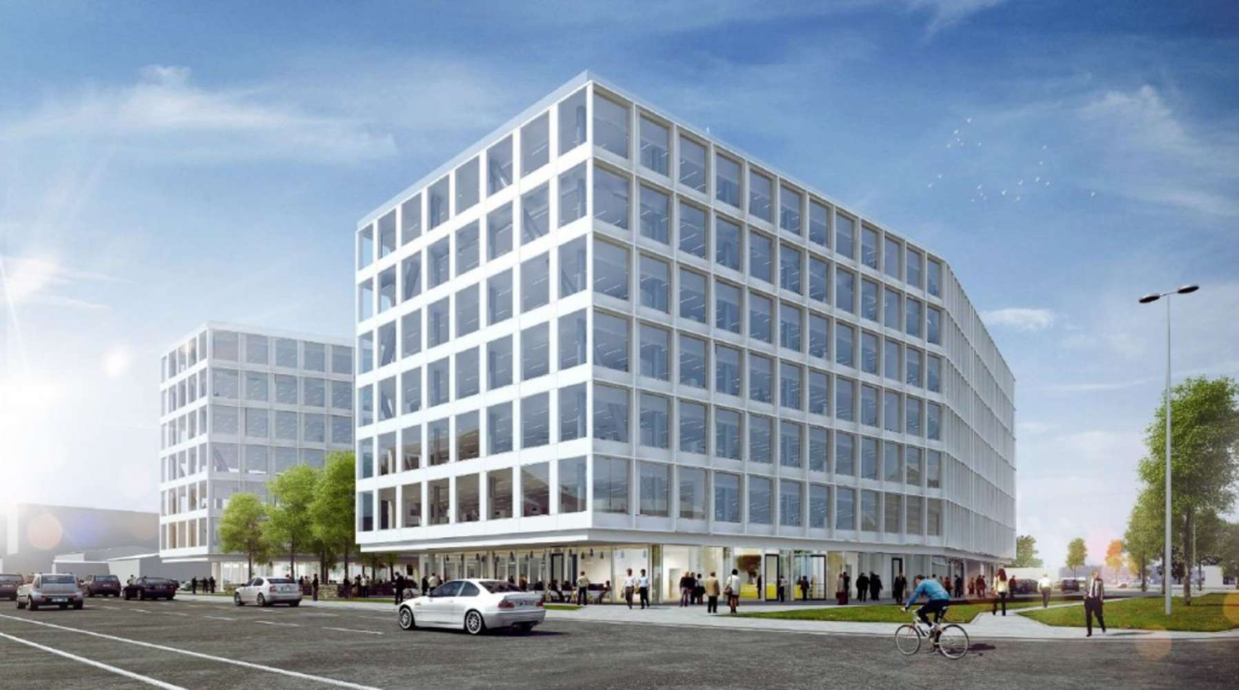 Offices Prague, 170 00 - Visionary - 4