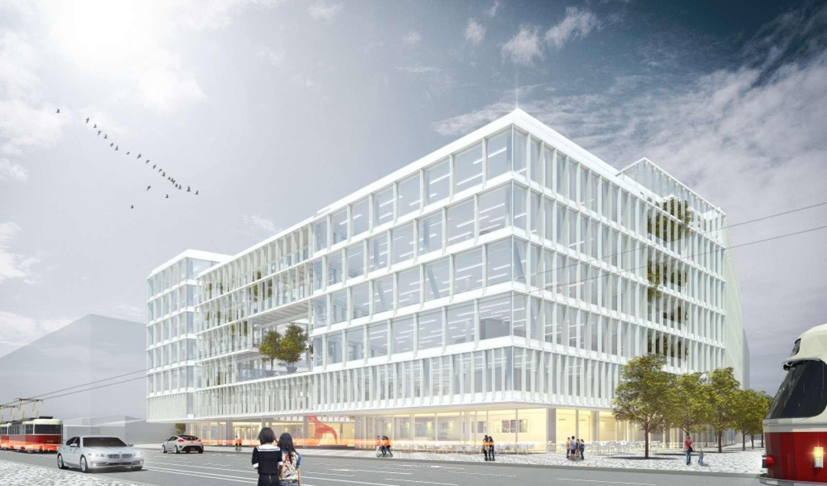 Offices Prague, 170 00 - Visionary - 2