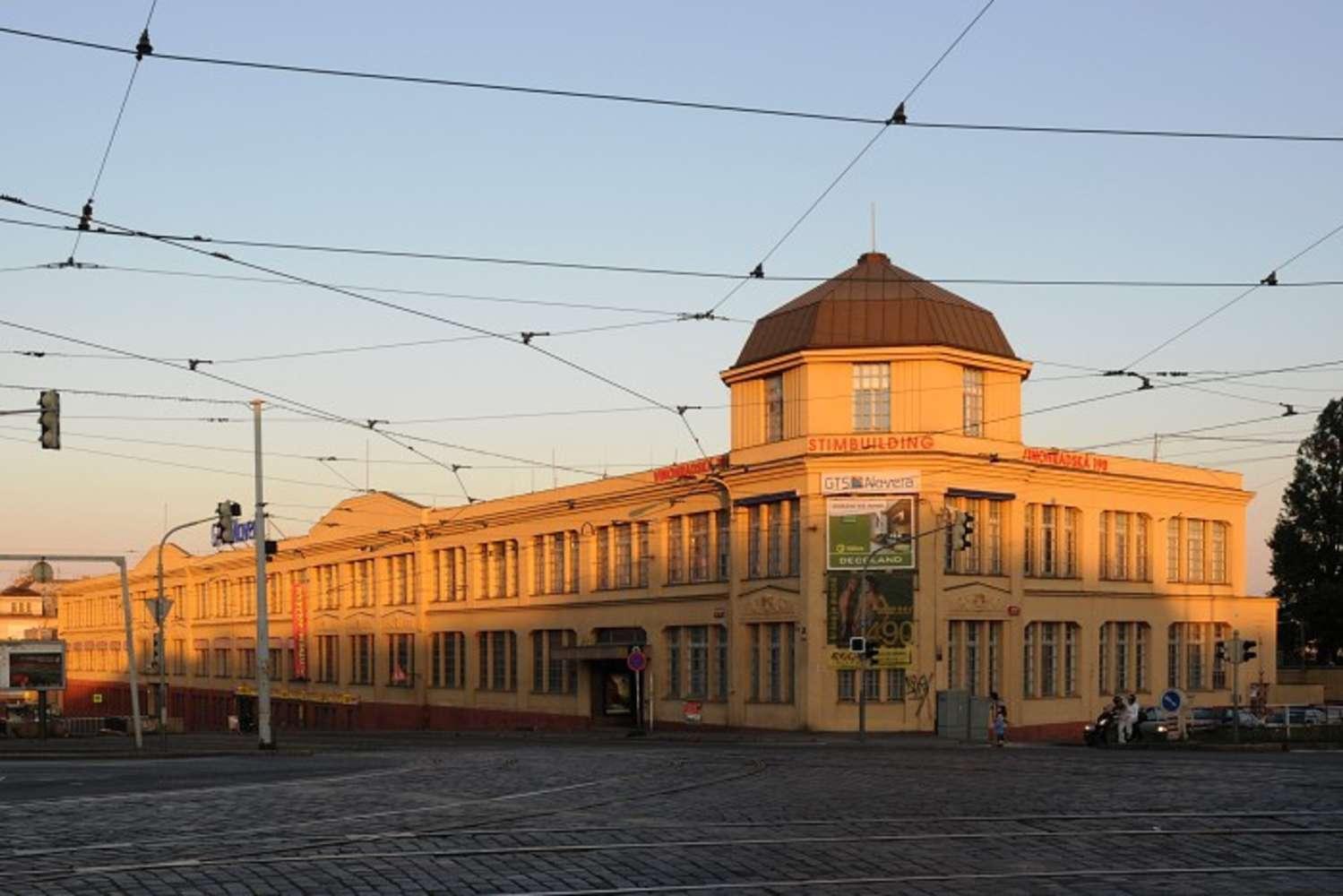 Kanceláře Praha, 190 00 - Vinohradská 190 - 9