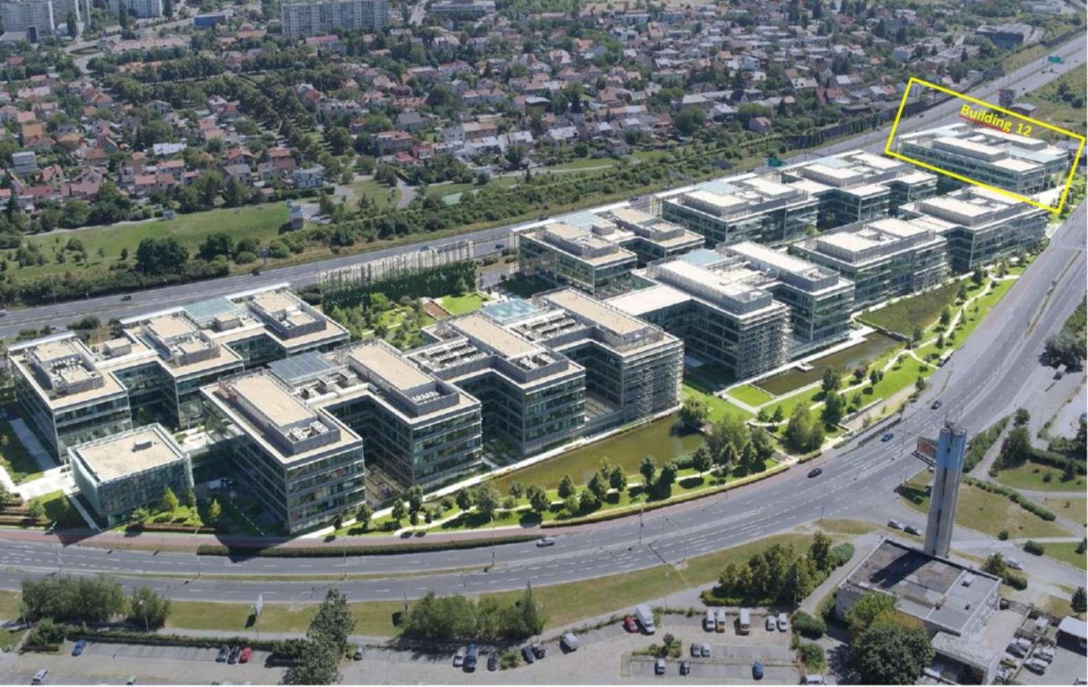Kanceláře Praha, 148 00 - The Park - Building 12 - 4