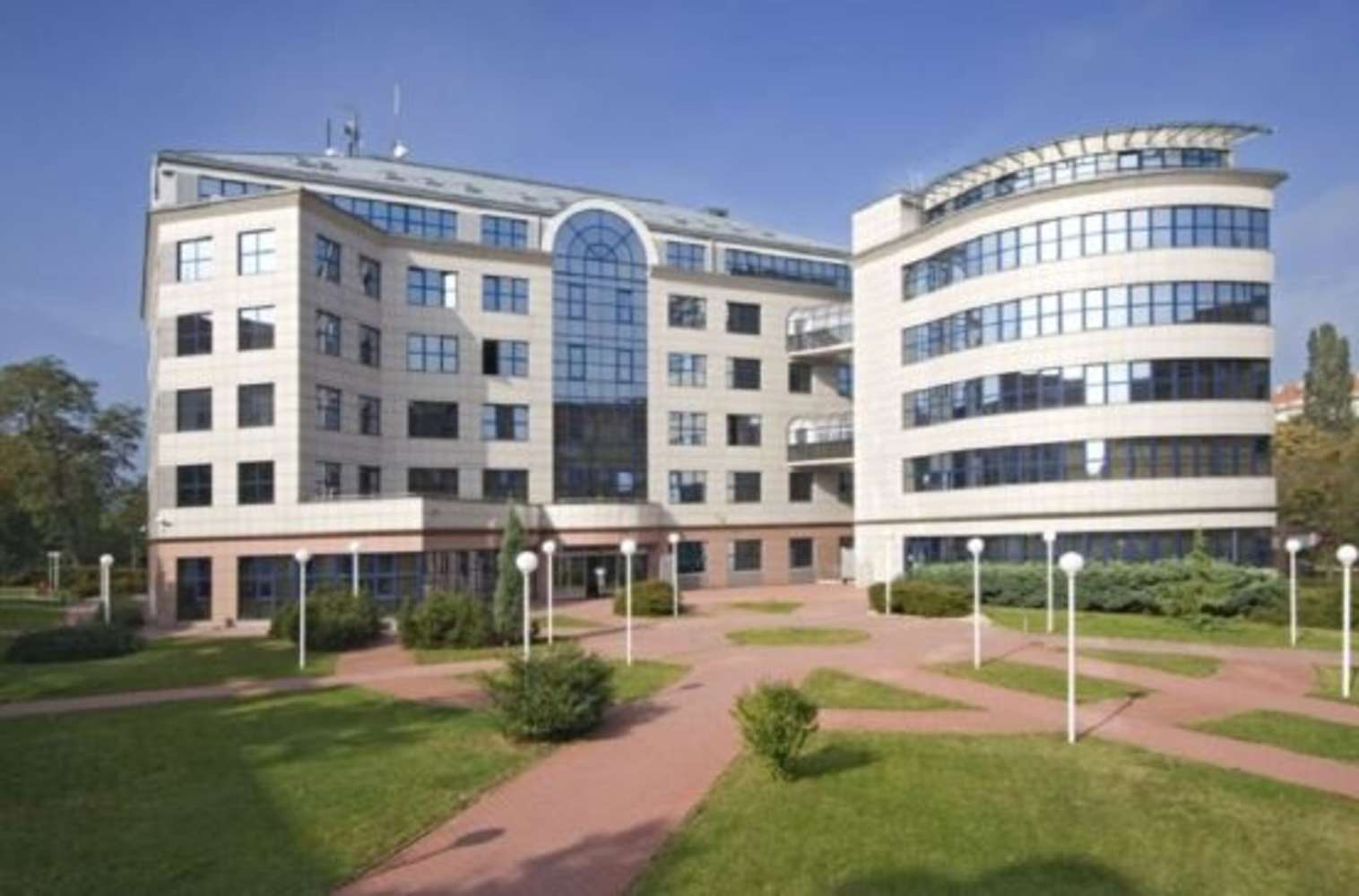 Offices Prague, 180 00 - Bulovka Business Center - 0