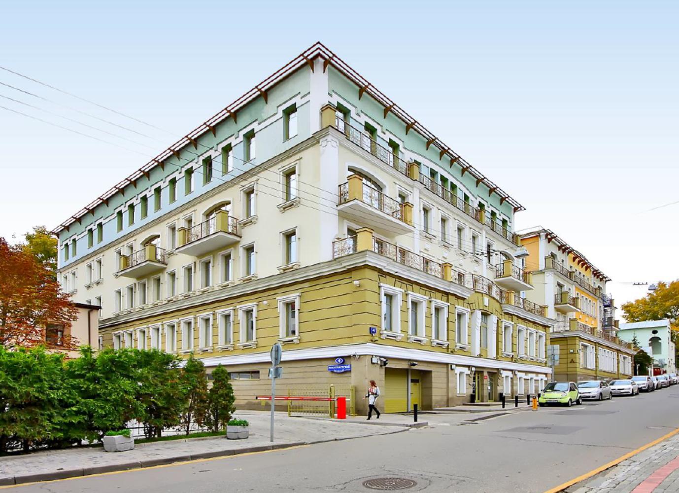 Офисная недвижимость Москва,  - Ноев Ковчег - 5