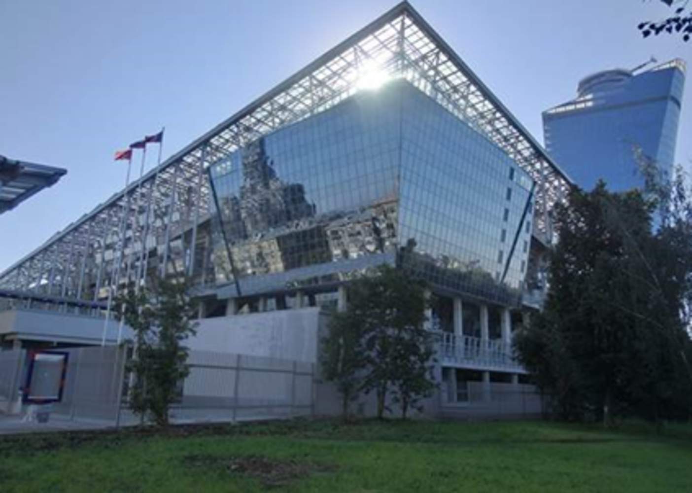 Офисная недвижимость Москва,  - ВЭБ Арена - 0