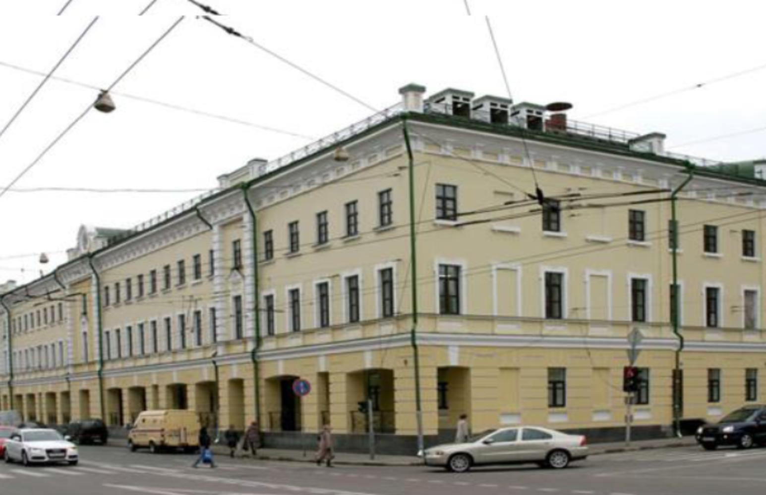 Офисная недвижимость Москва,  - Спартаковская ул. 5 Стр. 1 - 9