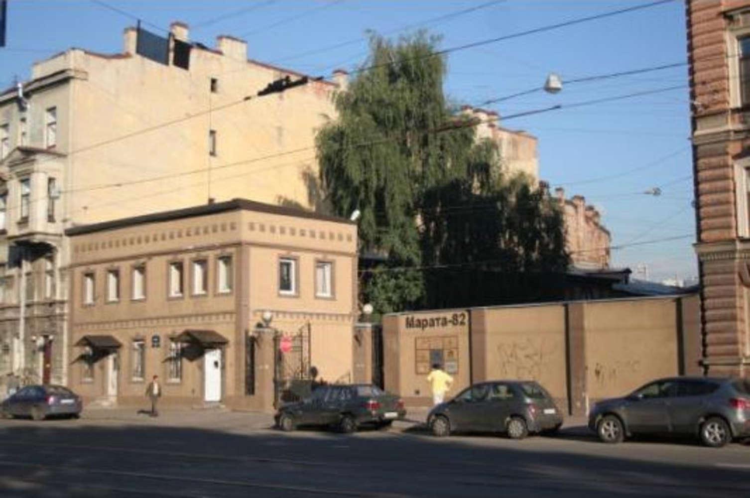 Офисная недвижимость Санкт-петербург,  - Марата ул 82 - 8