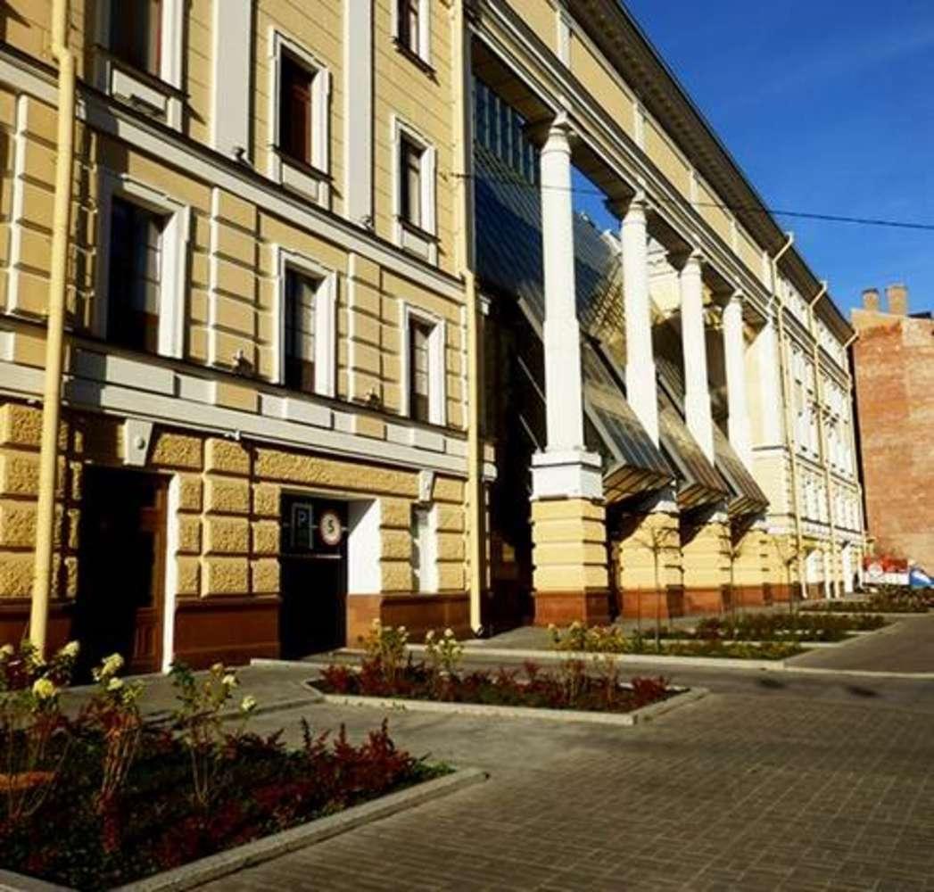 Офисная недвижимость Санкт-петербург, 191028 - Преображенский Двор - 1