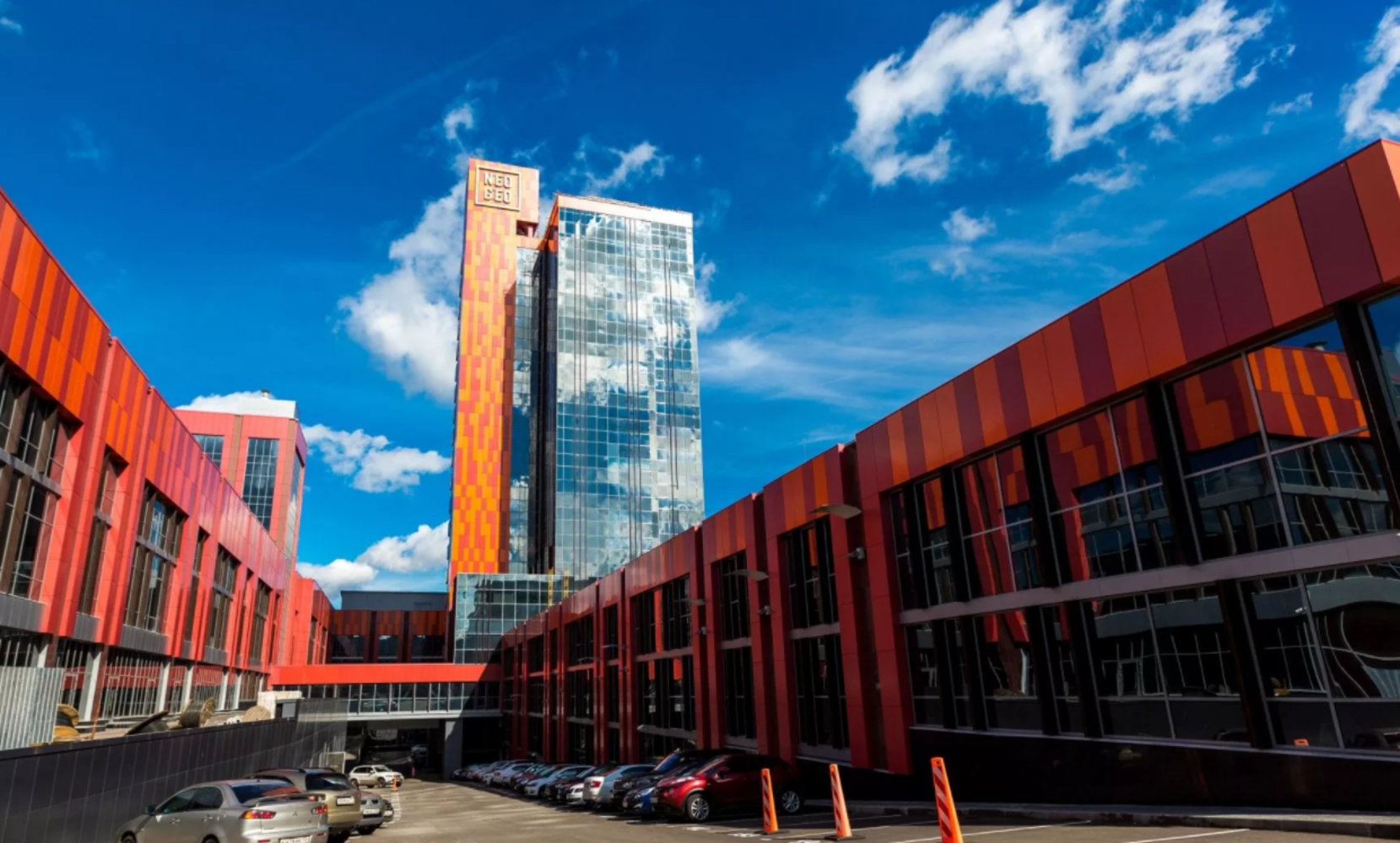 Офисная недвижимость Москва,  - Neo-Geo (Фаза II) - 4