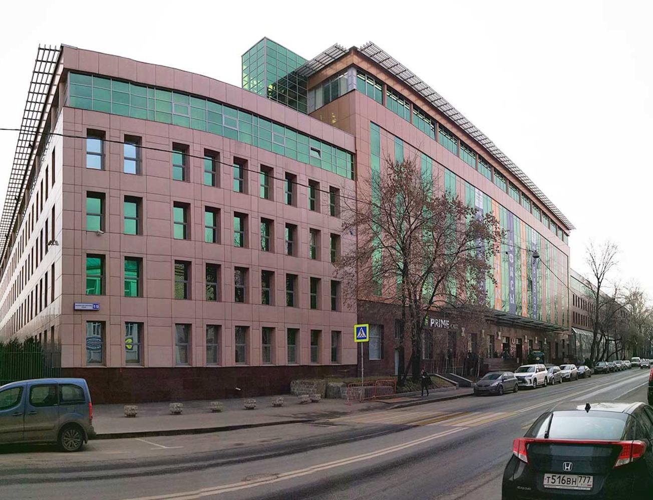 Офисная недвижимость Москва,  - Омега Плаза - 86