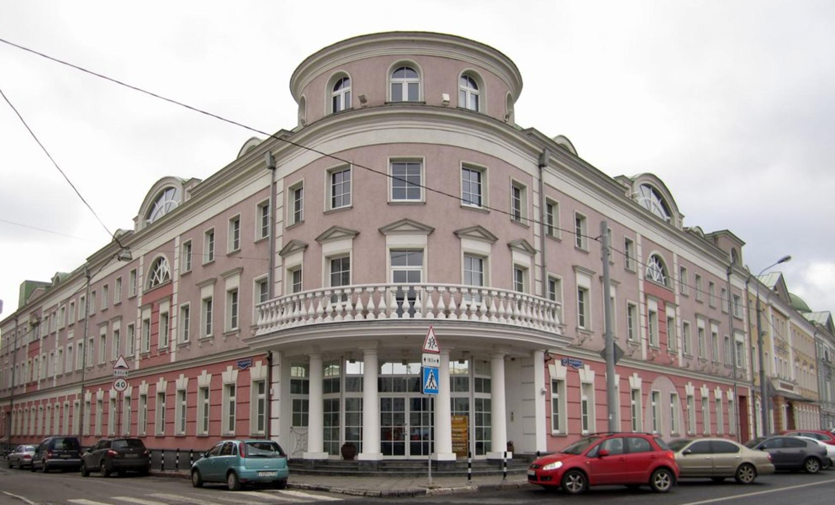 Офисная недвижимость Москва,  - BASF Building - 8