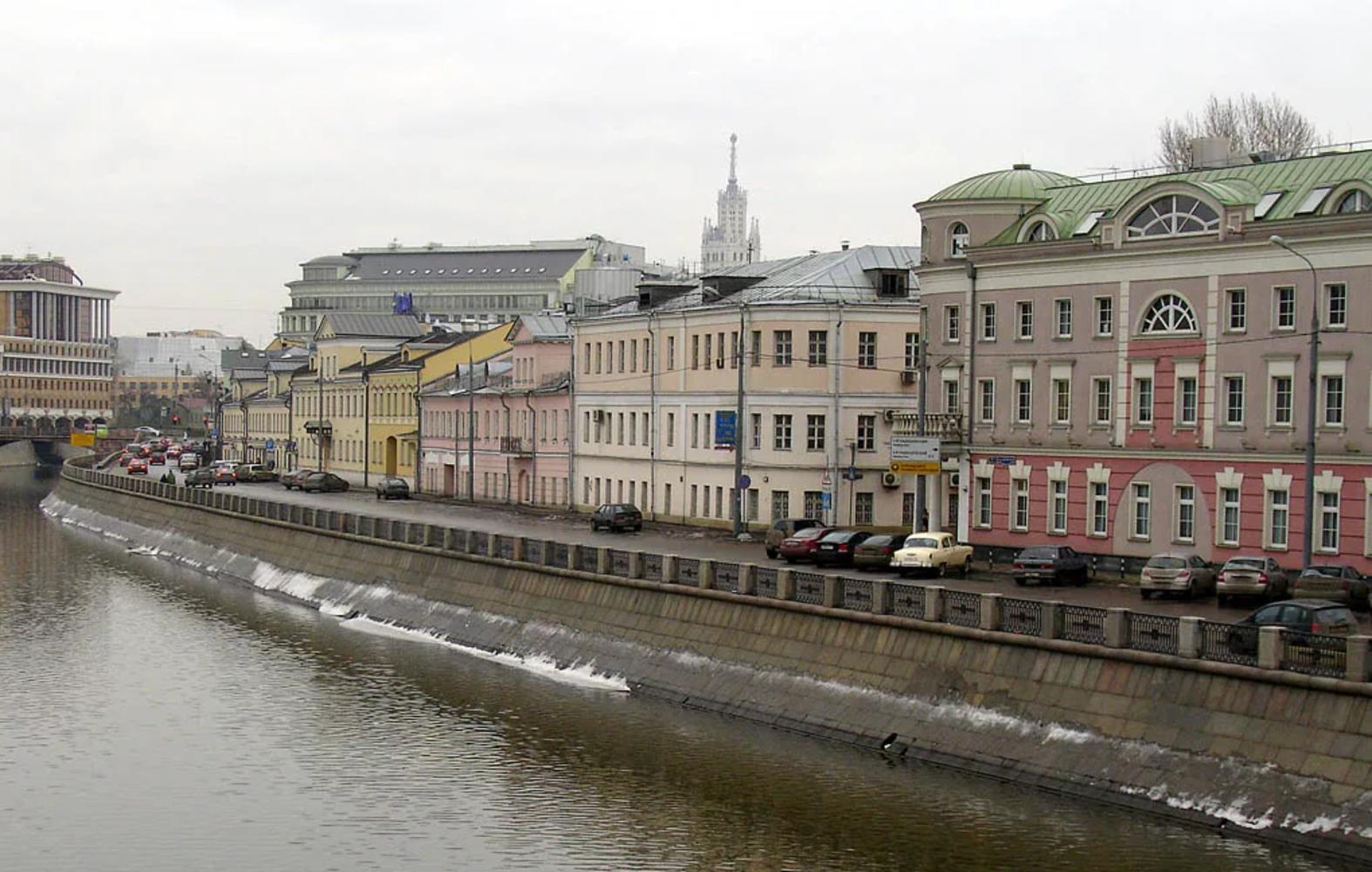 Офисная недвижимость Москва,  - BASF Building - 22
