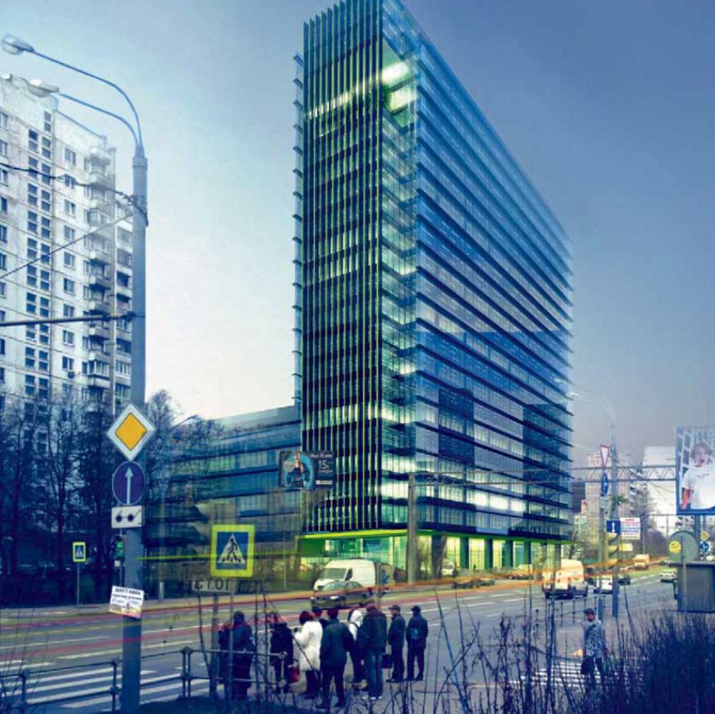 Офисная недвижимость Москва,  - Гриндейл - 8
