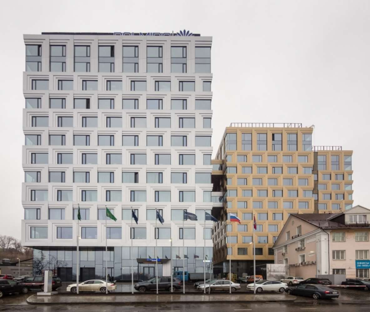 Офисная недвижимость Москва,  - Данилов Плаза - 1
