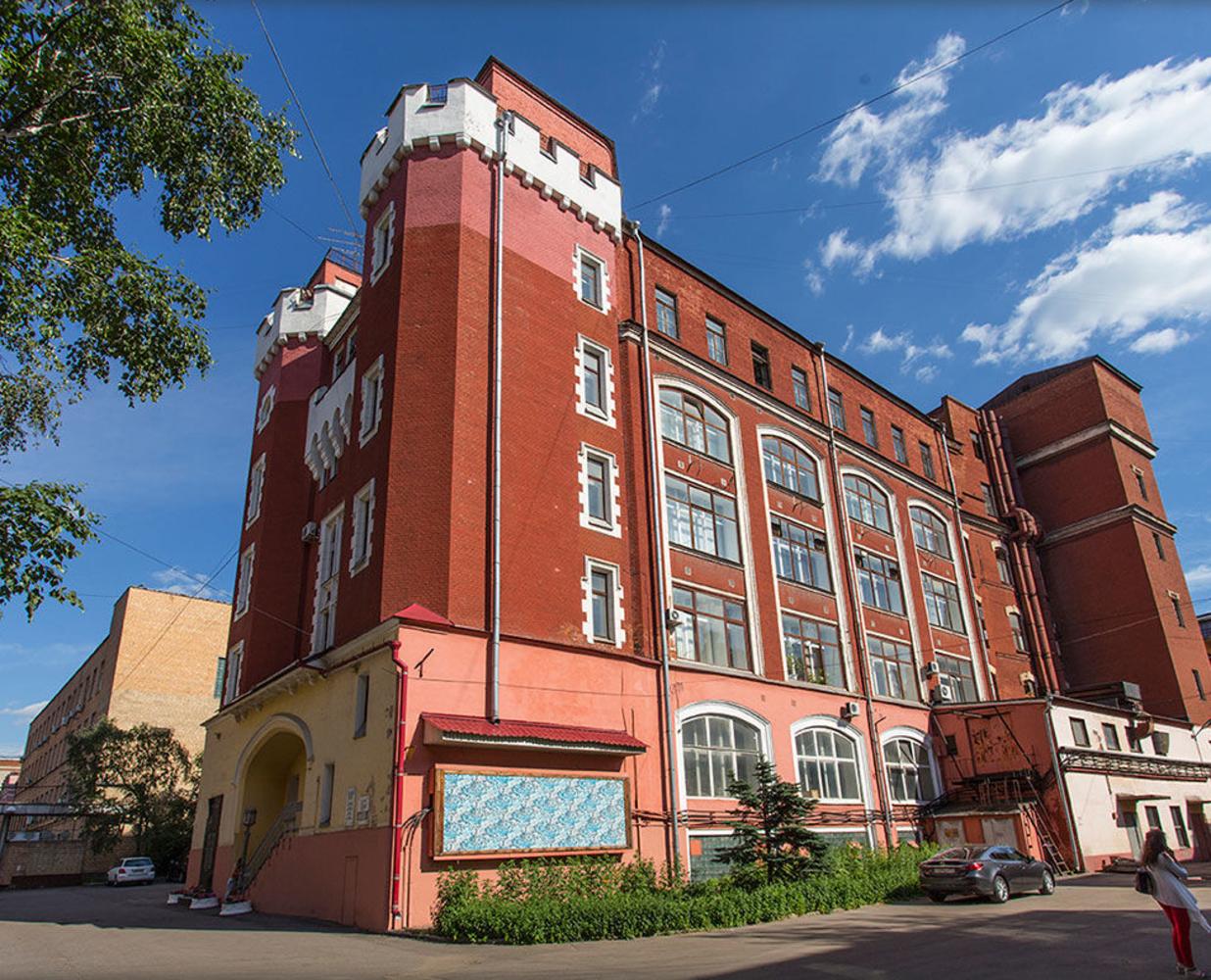 Офисная недвижимость Москва,  - Рассвет - 1