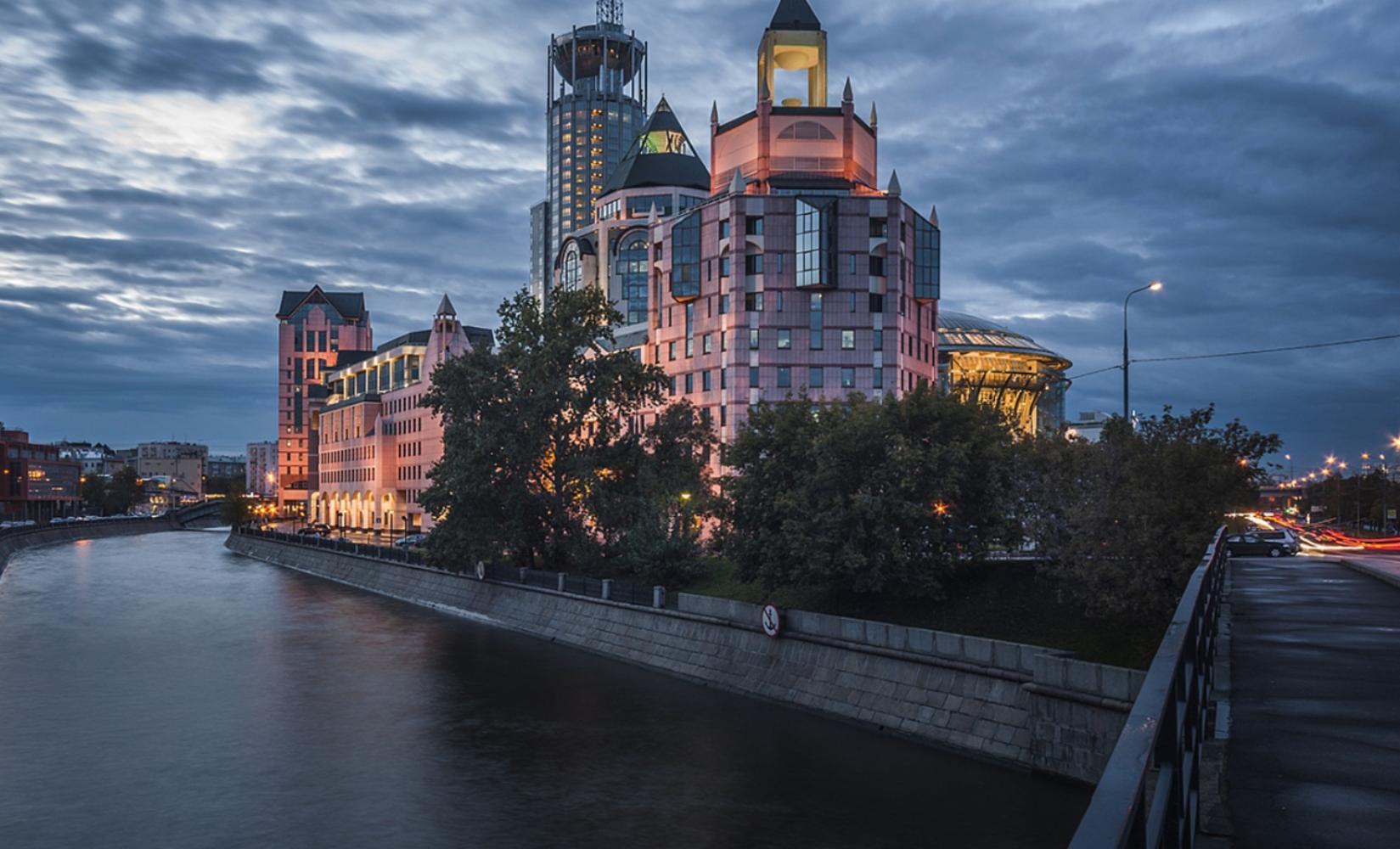 Офисная недвижимость Москва,  - Риверсайд Тауэрс - 1