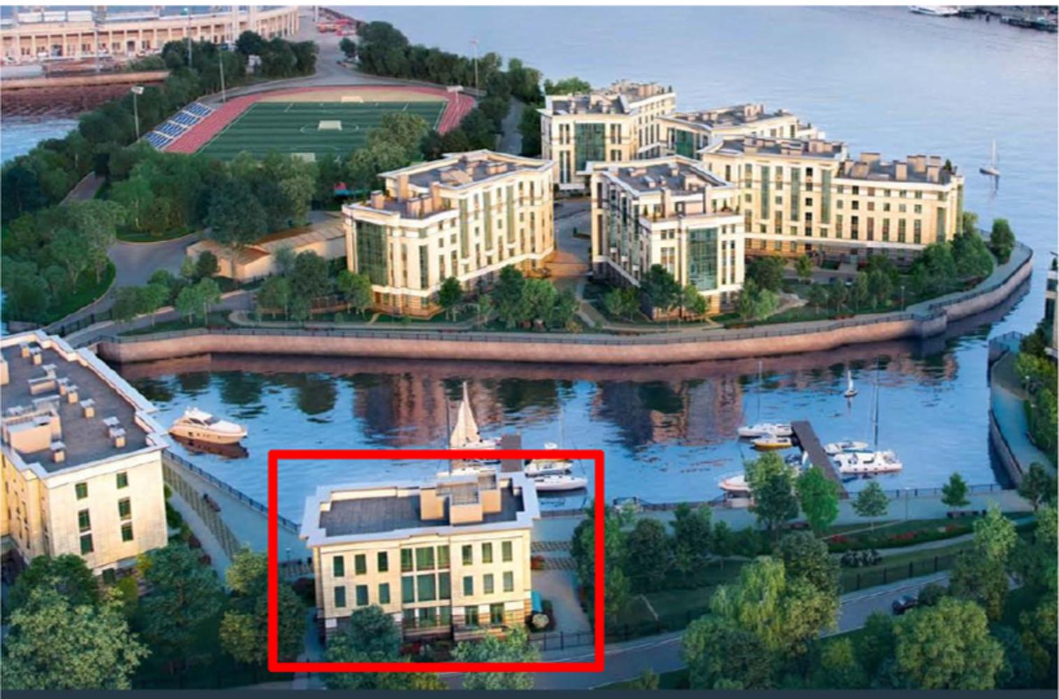 Торговая недвижимость Санкт-петербург,  - Royal Park - 6