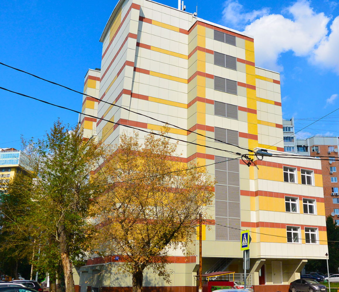 Офисная недвижимость Москва,  - Монетный Двор - 7