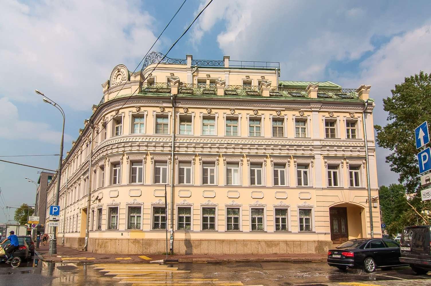 Офисная недвижимость Москва,  - Tsvetnoy Palazzo - 2