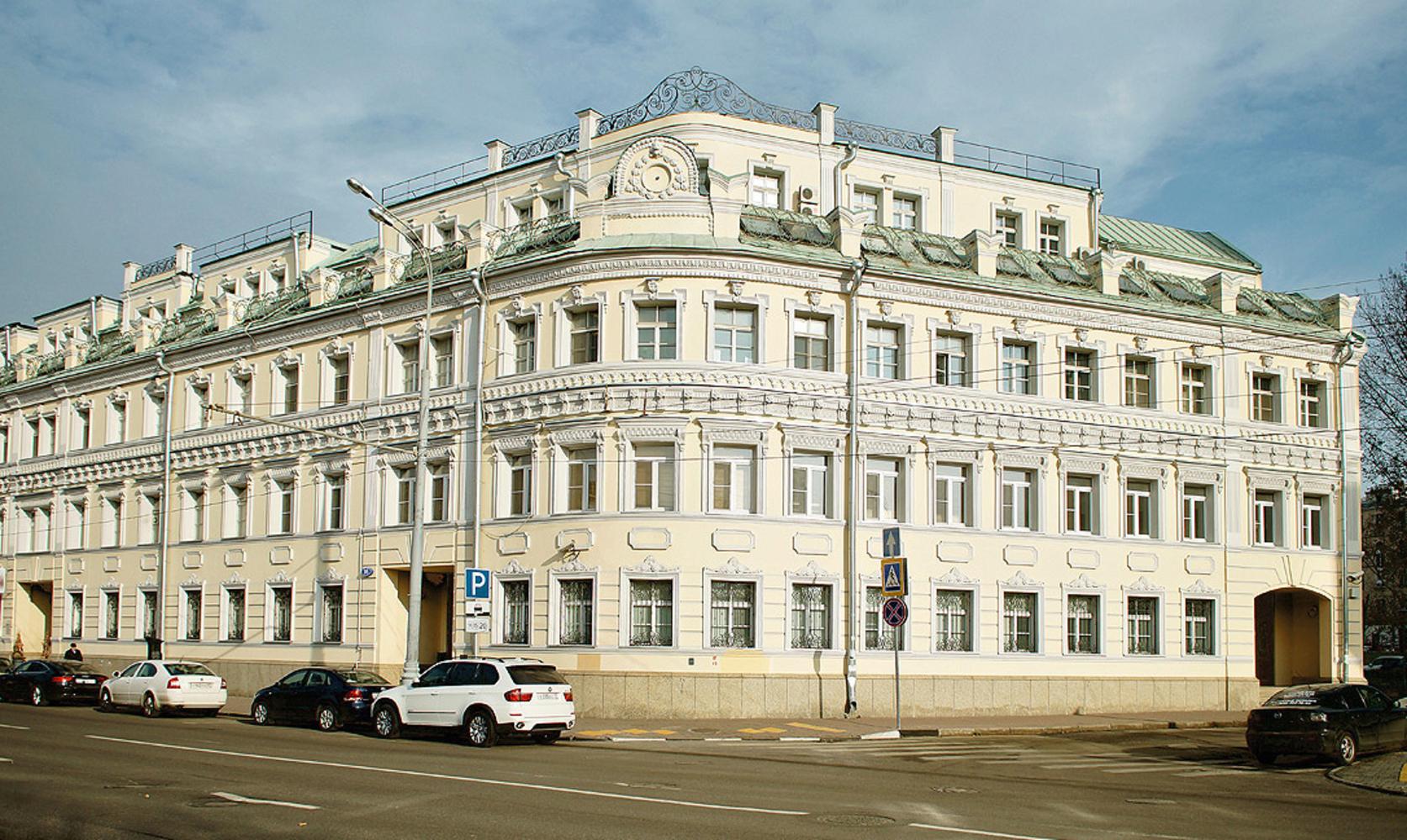 Офисная недвижимость Москва,  - Tsvetnoy Palazzo - 8