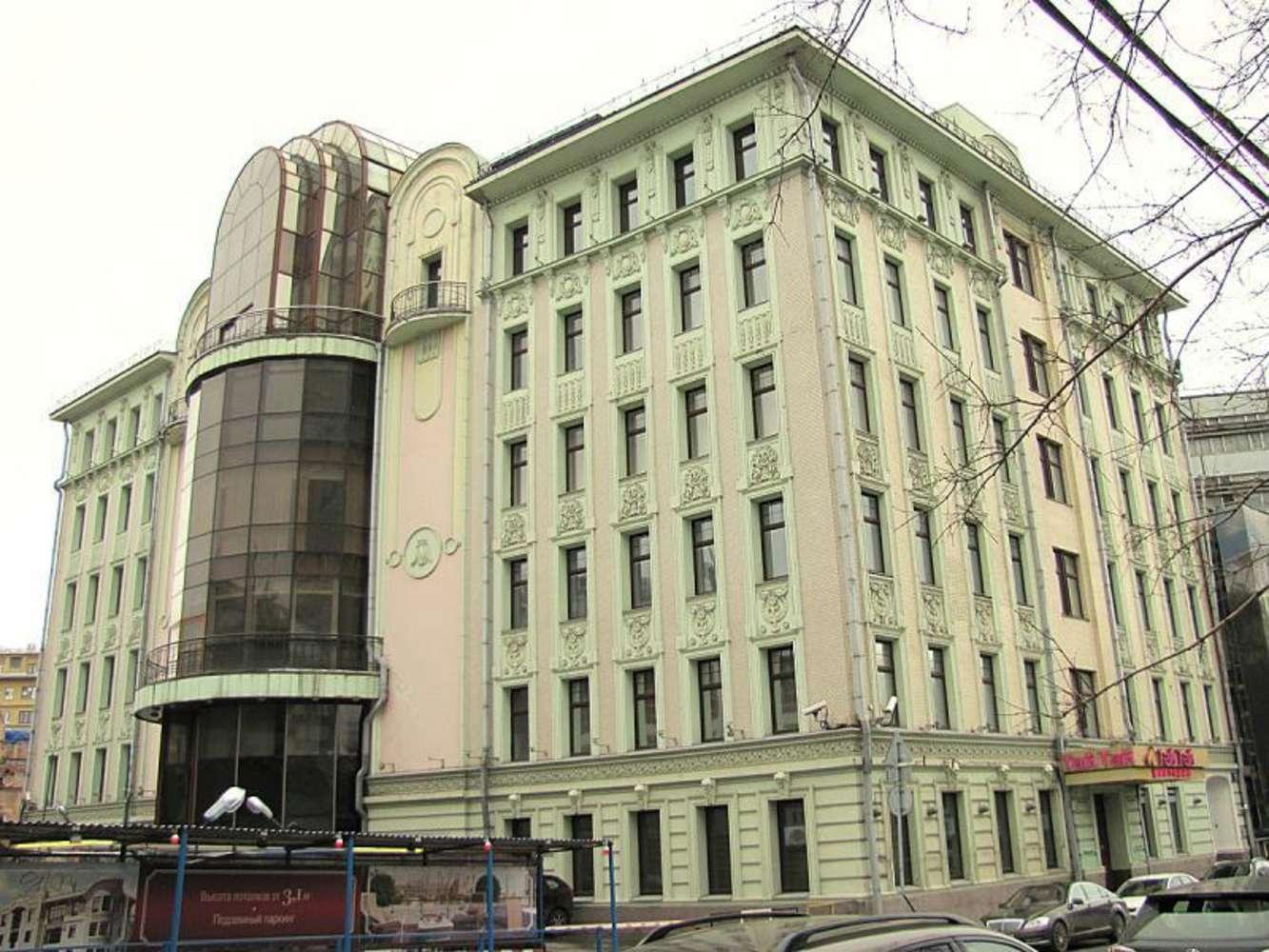 Офисная недвижимость Москва,  - Международный Торговый Центр - 0